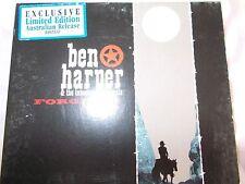 BEN HARPER - FORGIVEN - LIMITED EDITION OZ 3 TRK CD SINGLE - DIGIPAK