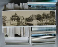 s1870) Chine Postal Stationery Entier Postal 1300 vers GA MNH kpl Séries Dossier