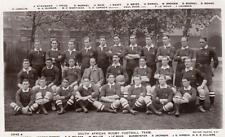 Rugby Real Photographic (RP) Collectable Sport Postcards
