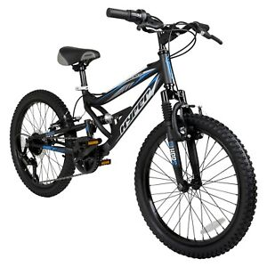 "20"" Hyper Shocker Bike Bicycle Mountain Bikes Outdoor Ride Along New"