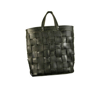 Recycled Tire Rubber Tote Bag