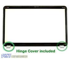 New HP Pavilion DV7 DV7-6000 LCD Front Bezel 17.3 665592-001 w Hinge Cover