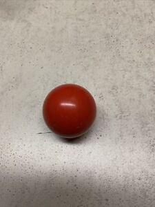 Sears Harvard Multi Game Arcade Table PARTS Red Bowling Ball