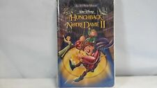 The Hunchback of Notre Dame II (VHS, 2002) Free Shipping    [122D]