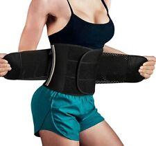 Waist Trainer Slimming Belly Belt Sauna Sweat Band Girdle For Women Weight Loss