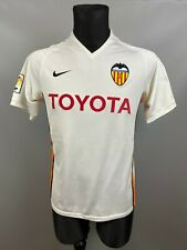 VALENCIA 2006/2007 HOME FOOTBALL SOCCER JERSEY SHIRT NIKE ADULT SIZE S