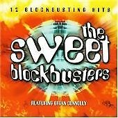 Sweet - Blockbusters (2002) 12 Blockbusting Hits (Brian Connolly) CD Immaculate