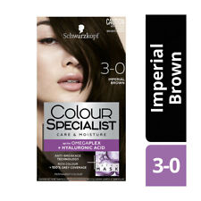 Schwarzkopf Colour Specialist Imperial Brown 3.0 Hair Colour 1 pack