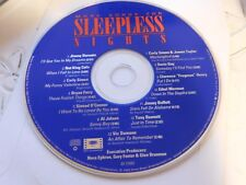 More Songs for Sleepless Nights by Various Artists (CD, Nov-1993, Disc Only