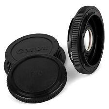 Canon FD Lens to EOS EF Body Mount Adapter for 5D mark III 5Ds 70D 60D 760D 750D