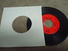 MICHELE LEE- L. DAVID SLOANE/ EVERYBODY LOVES MY BABY   45 RPM LP