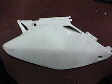 HONDA CRF250  RIGHT HAND SIDE PANEL