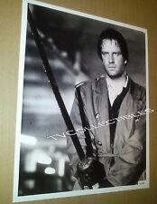 8x10 Photo~ Actor CHRISTOPHER LAMBERT ~of Highlander with sword