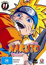 Naruto (Uncut) Collection 11 (Eps 136-149) (Slimpack) NEW R4 DVD