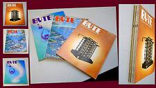 Byte Magazine VOLUME 3 *1978* July, August, September Issues -ships worldwide!!