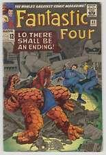 L9101: Fantastic Four #43, Vol 1, VG/F Condition