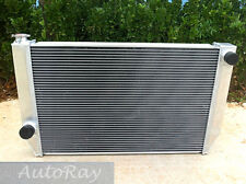Aluminum Race Radiator for Ford Falcon V8 6cyl XC XD XE XF 56mm 3 Row Manual