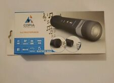 5 In 1 Multi Function Music flash light Bluetooth Speaker MP3 by copia brand new