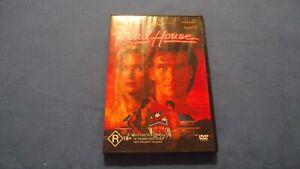 Roadhouse Patrick Swayze Kelly Lynch - DVD - R4 - Free Postage
