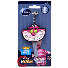 Alice in Wonderland Cheshire Cat Key Cap PVC Key Holder