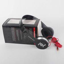 Anime Death Note L logo Cosplay Headphone Headset Earphone + Box