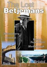 The Lost Betjeman's DVD
