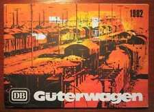 EISENBAHN DB - Güterwagen - Ausgabe 1982