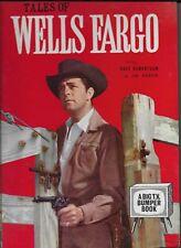 Tales of Wells Fargo, Peveril Books, A Big T.V Bumper Book