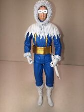 DC Direct CAPTAIN COLD Series 8 Alex Ross JUSTICE LEAGUE 7in. #1491