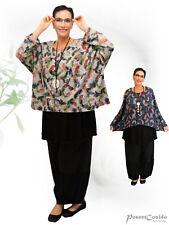 PoCo DeSiGn LAGENLOOK Vokuhila Strick Pullover Shirt Überwurf ❷ Fb L-XL-XXL-XXXL