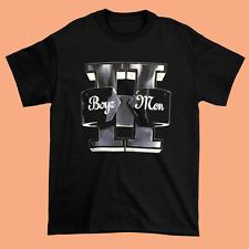 Rare 1994 Boyz II Men Short Sleeve Black S-234XL Men Women T-Shirt PP068