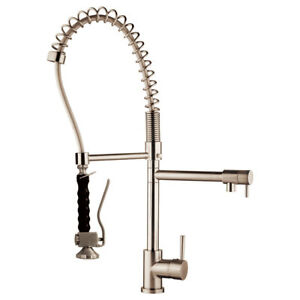 Kitchen Faucet Spring Type LK15B by LessCare