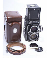VINTAGE ROLLEIFLEX 2.8 E MILITARY CAMERA - Mint Condition