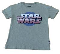 GIRLS Size 12   STAR WARS Khaki COTTON  Tee t-shirt top NEW
