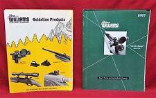 1993 & 1997 Williams Gun Sight Co. Catalogs