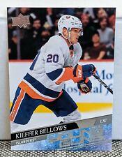 2020-2021 NHL UD Series 1 Kieffer Bellows Young Guns #241 New York Islanders