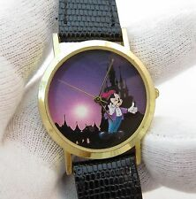 "MICKEY MOUSE,""Euro Disney"",Registered Edition,1/2000, MENS CHARACTER WATCH,1351"