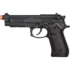Double Bell M92 Gas Blowback Airsoft Pistol BLACK