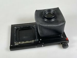 Cambo Ultima 23 CMSLB-69 Sliding/Stiching Adapter w/Mag Hood
