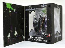 DIAMOND SELECT TOYS Kingdom Hearts III Gallery Maleficent w/Heartless PVC Figure