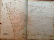 1908 BELCHER HYDE MIDDLE VILLAGE MASPETH NASSAU HEIGHTS QUEENS NY PLAT ATLAS MAP