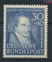BRD 146 postfrisch 1951 Helfer der Menschheit (II) (9146762
