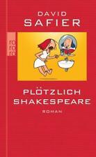 Plötzlich Shakespeare von Safier, David