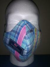 VINEYARD VINES WHALE FITTED FACE MASK