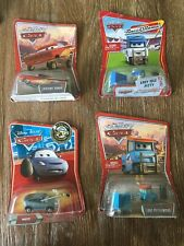 Disney Pixar Cars Lot Of 4
