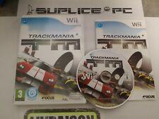 TRACKMANIA TM (AVEC NOTICE) - NINTENDO Wii - JEU FR