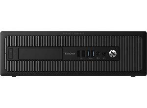HP EliteDesk 700 G1 SFF i3 4130 3.4GHz 4GB 500GB HDD DVDRW WIN 10 PRO