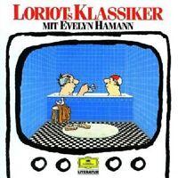 "LORIOT/EVELYN HAMANN ""LORIOTS KLASSIKER"" CD NEUWARE"