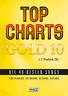 Top Charts Gold 10  (mit 2 CDs)  Die 40 besten Songs.. Hage 3917