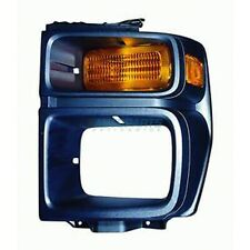 Front Left Parking Light Lens Fits 2008-2016 Ford E-350 Super Duty FO2524103